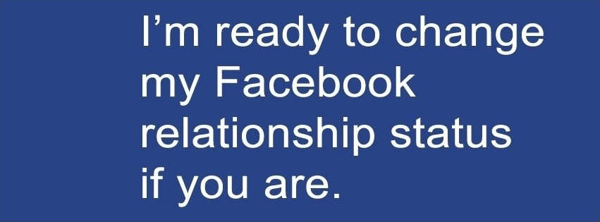 New Relationship Quote For Facebook 1 Picture Quote #1
