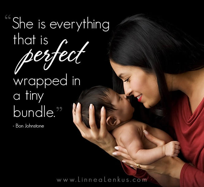 Baby Girl Quote 1 Picture Quote #1