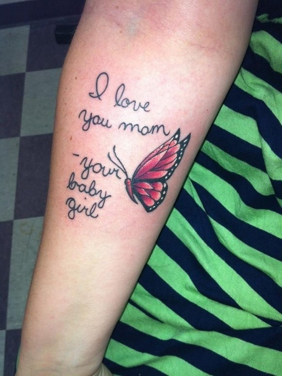 Mommy And Baby Girl Quote 1 Picture Quote #1