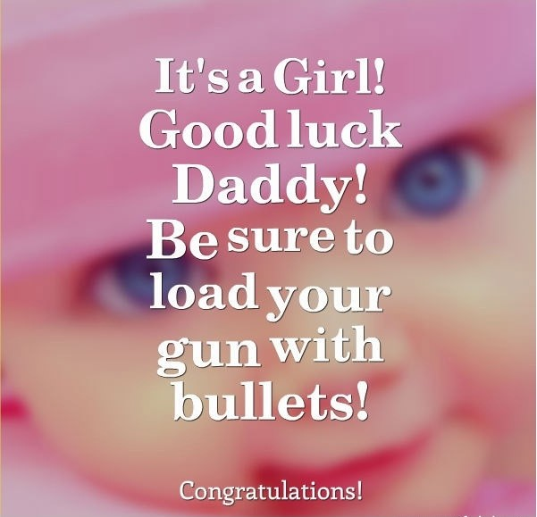 Baby Girl Quote 6 Picture Quote #1