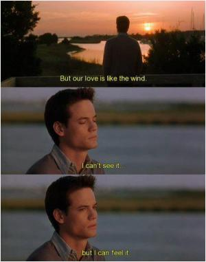 Cute love quotes from movies