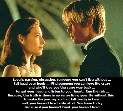 Love Quotes From Movies 9 Picture Quote #1