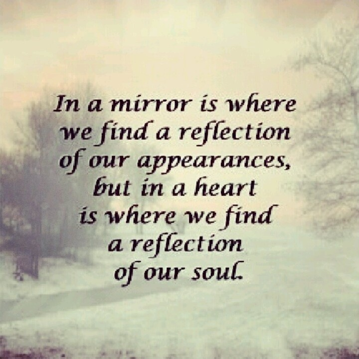 Reflection Quotes New Mirror Reflection Quote  Quote Number 603054  Picture Quotes