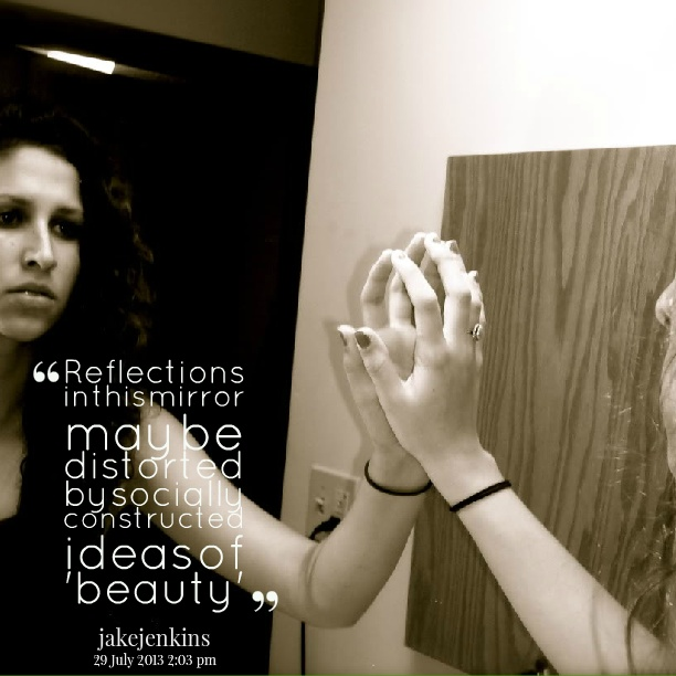 Mirror Reflection Quote 3 Picture Quote #1