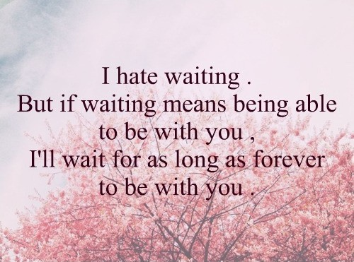 Long Distance Love Quote For Him 1 Picture Quote #1