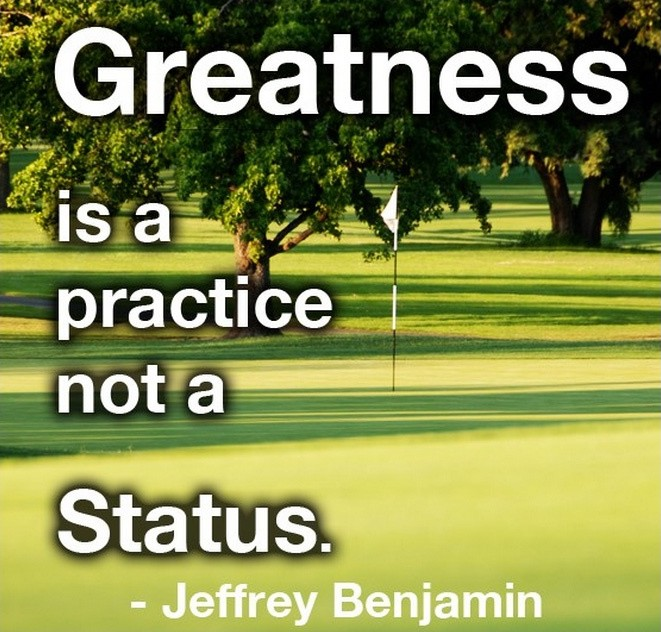 Greatness Quote 1 Picture Quote #1