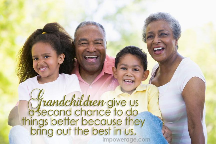 Grandparents Raising Grandchildren Quote 1 Picture Quote #1
