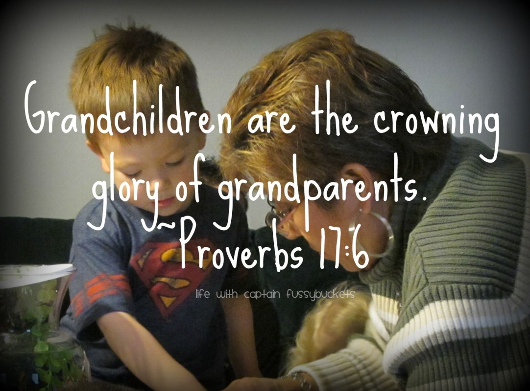 Grandchildren Quote 3 Picture Quote #1