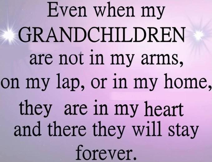 Grandchildren Quote 6 Picture Quote #1