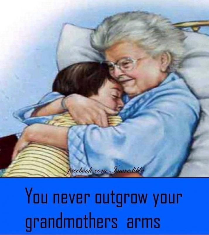 Grandma And Grandchildren Quote 1 Picture Quote #1