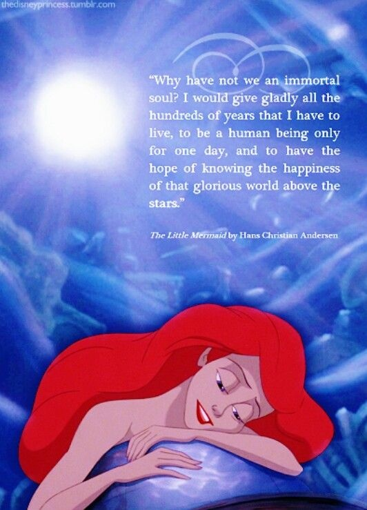 Little Mermaid Quote | Quote Number 603171 | Picture Quotes