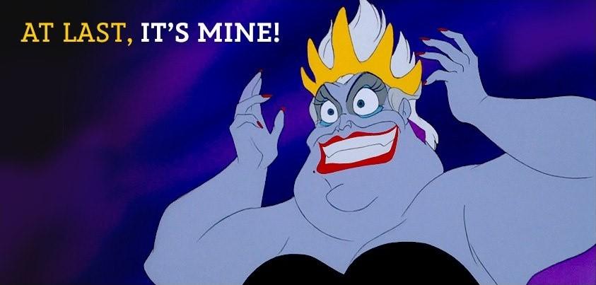 Ursula Little Mermaid Quote 1 Picture Quote #1