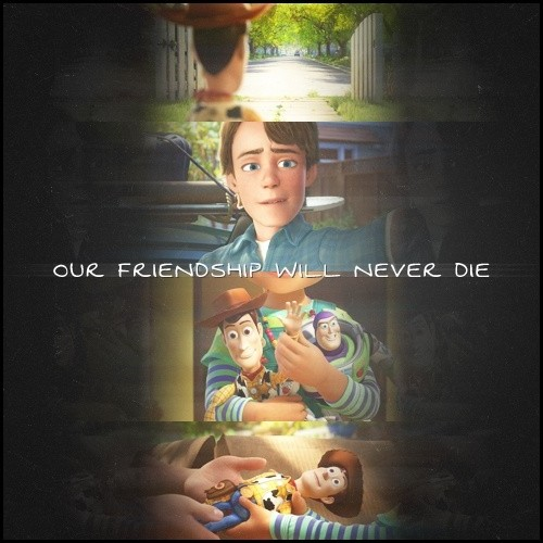 Toy Story 3 Quote 2 Picture Quote #1