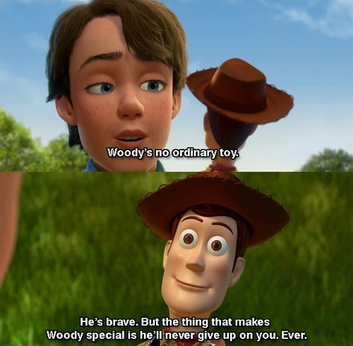Toy Story 3 Quote 3 Picture Quote #1