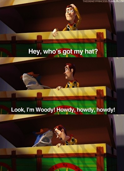 Toy Story Funny Quote 1 Picture Quote #1