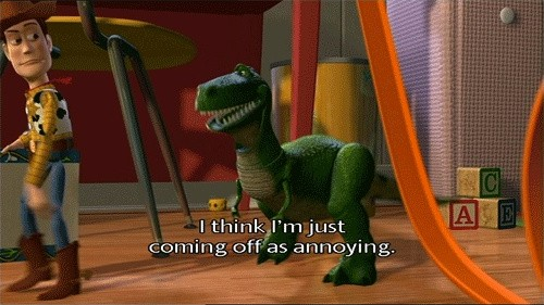 Toy Story Rex Quote | Quote Number 603493 | Picture Quotes