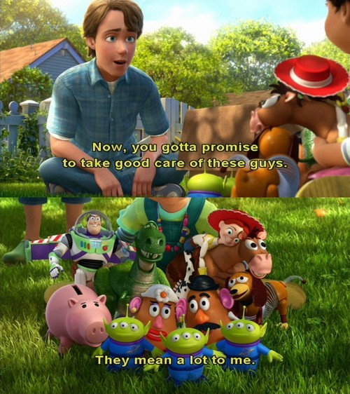 Quote From Toy Story 3 1 Picture Quote #1