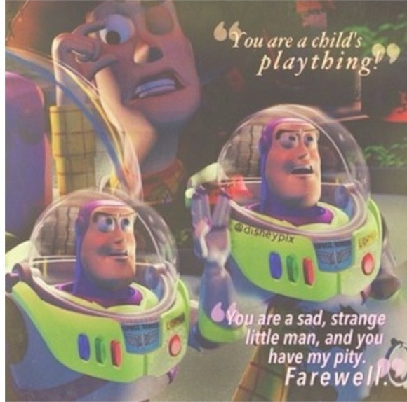 Disney Quote Toy Story 1 Picture Quote #1