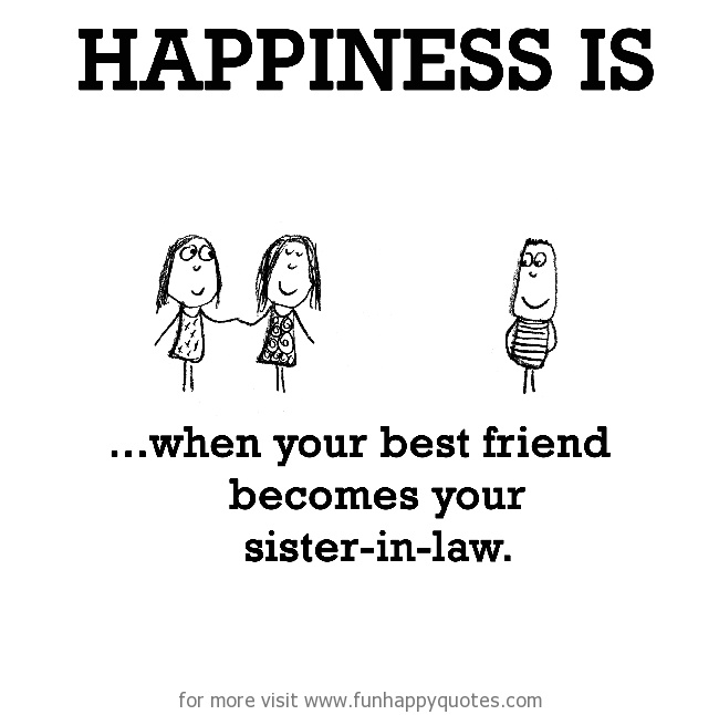 Sister In Law Quote | Quote Number 603819 | Picture Quotes