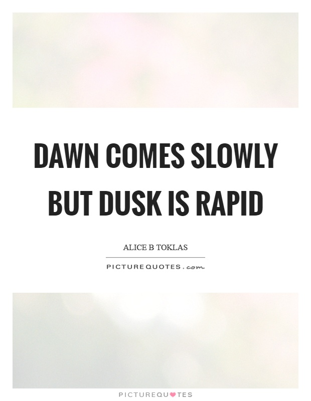 dawn quotes