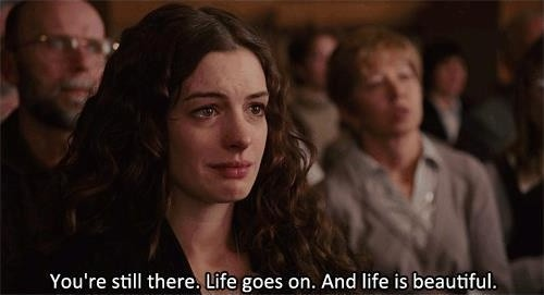 Life Is Beautiful Movie Quote 1 Picture Quote #1