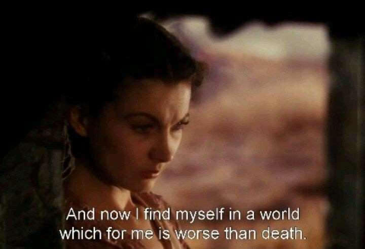 Gone With The Wind Movie Quote 4 Picture Quote #1