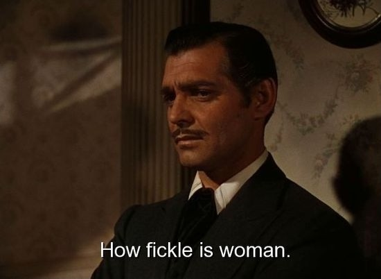 Gone With The Wind Movie Quote 10 Picture Quote #1