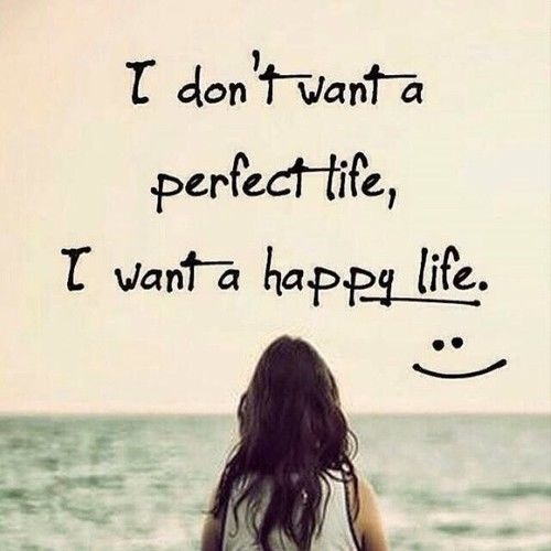 Being Happy Quote 1 Picture Quote #1
