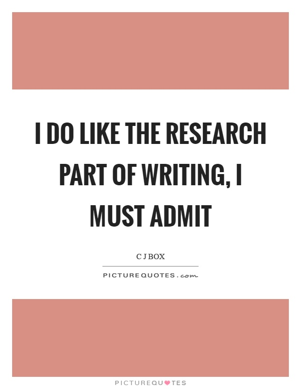 Professional research writer quotes