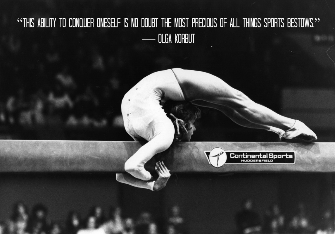 Women Athlete Quote 1 Picture Quote #1