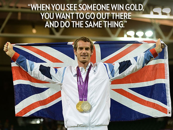 Olympian Athlete Quote 1 Picture Quote #1