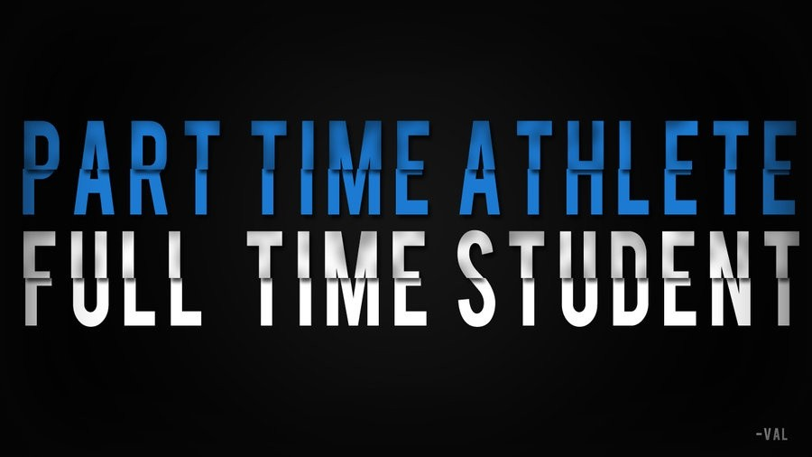Student Athlete Quote 1 Picture Quote #1