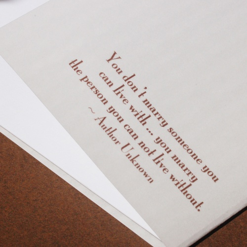 Wedding Invitation Quote 1 Picture Quote #1