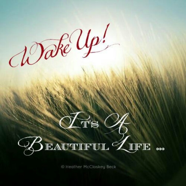 Its A Beautiful Life Quote 1 Picture Quote #1