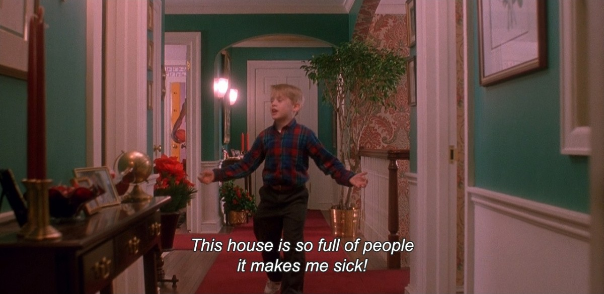 Home Alone Movie Quotes & Sayings