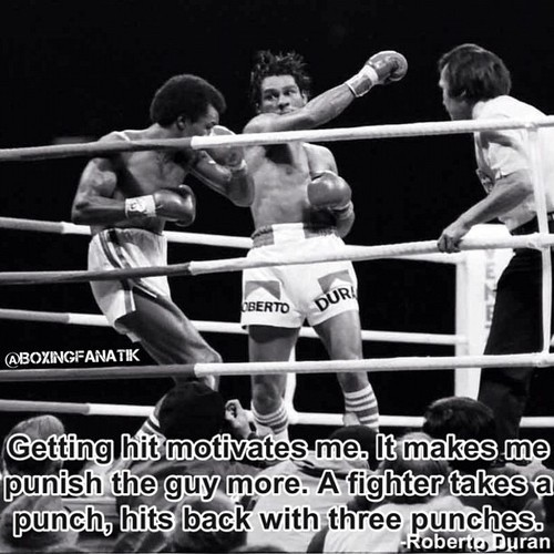 Motivational Boxing Quote 2 Picture Quote #1