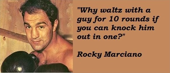 Rocky Boxing Quote 1 Picture Quote #1