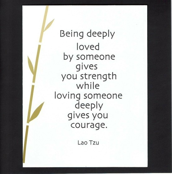 Being In Love Quote 1 Picture Quote #1