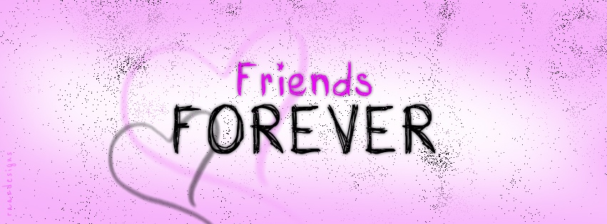 Friends Forever Quote For Facebook 1 Picture Quote #1