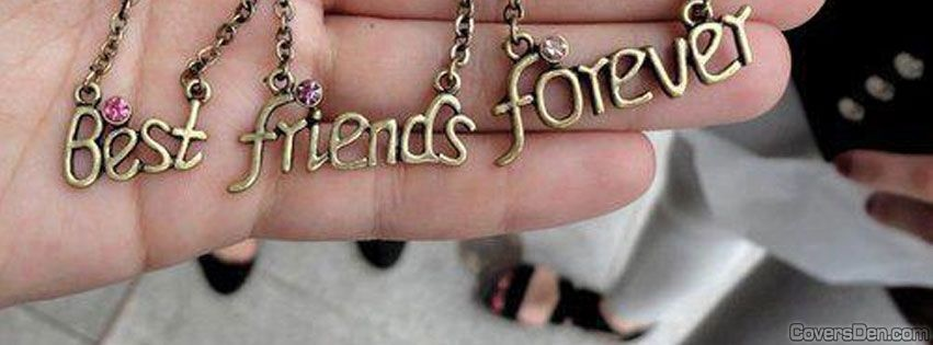 Friends Forever Quote For Facebook 2 Picture Quote #1