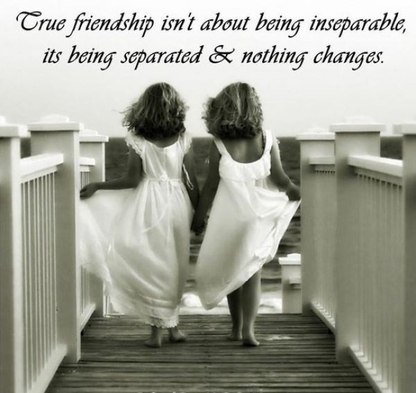 Childhood Friends Forever Quote 2 Picture Quote #1