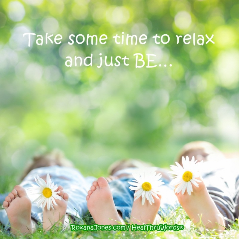 Relax Quote 2 Picture Quote #1