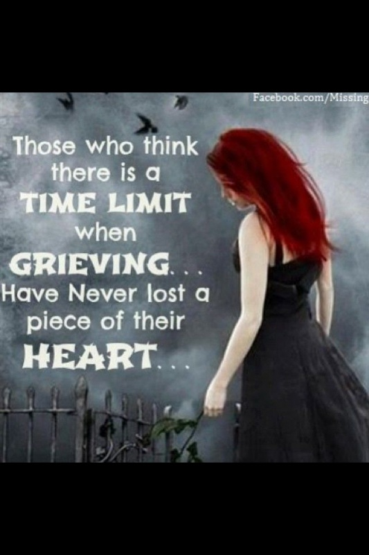 Grieving Quote 1 Picture Quote #1