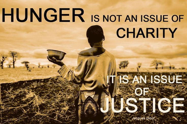Africa Social Justice Quote 1 Picture Quote #1
