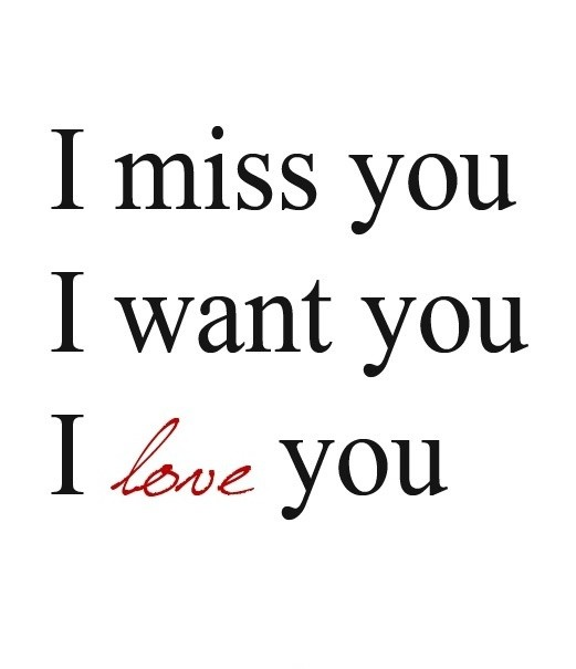I Want You Quotes Love: I Want You Quote Love