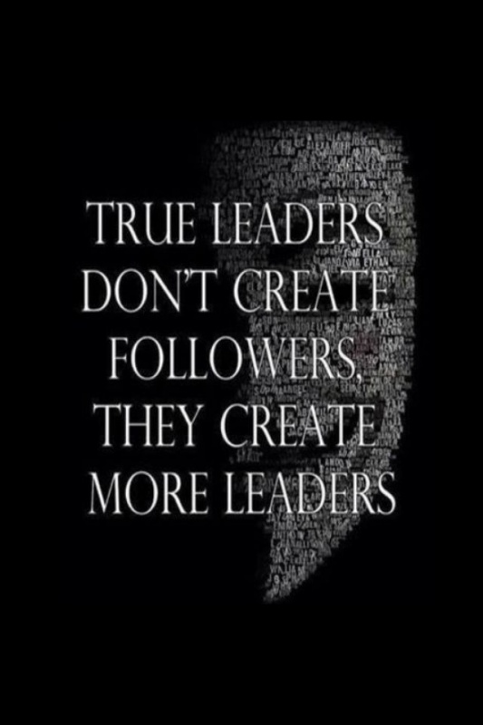 Leader Quote 2 Picture Quote #1
