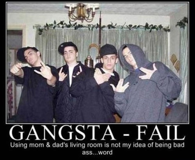 cute gangsta quotes