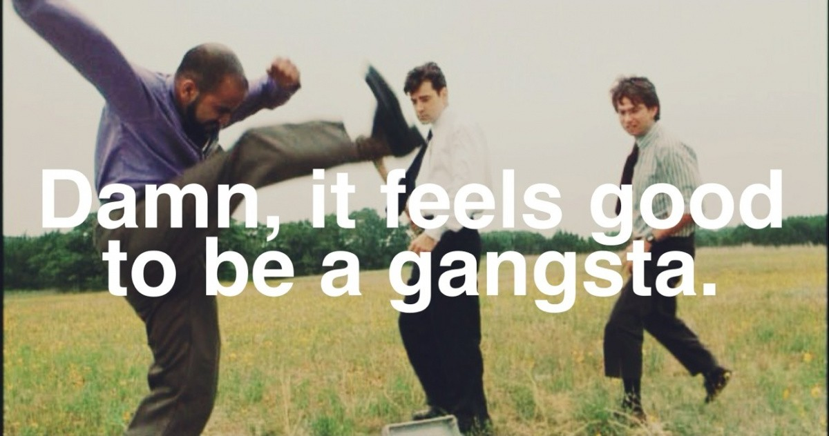 Gangsta Quote 12 Picture Quote #1