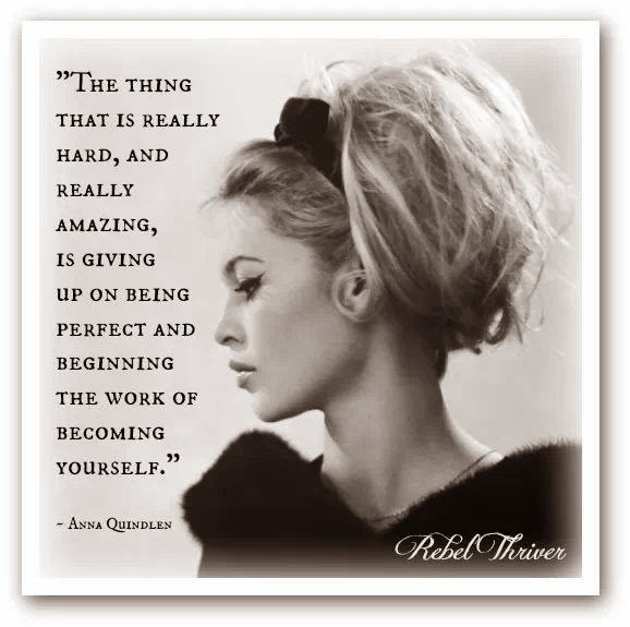 Being Yourself Quote 3 Picture Quote #1