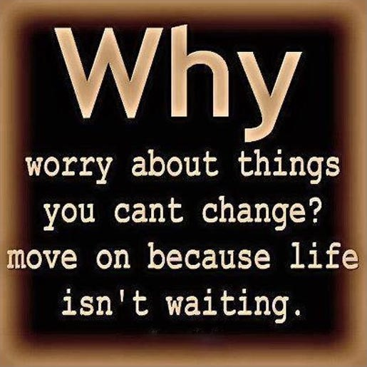 Why Worry Quote 1 Picture Quote #1
